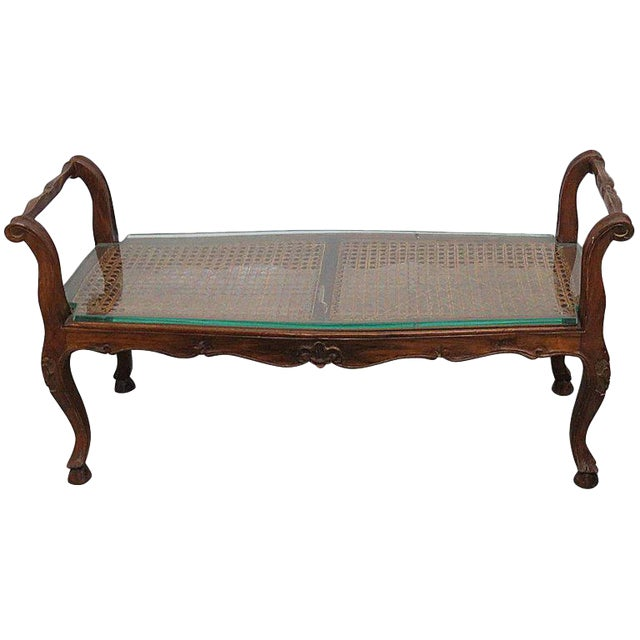 Regency Style Coffee Table For Sale
