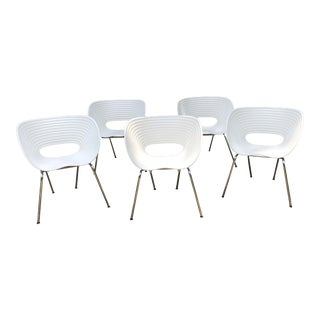 Tom Vac Ron Arad by Vitra Chairs - Set of 5