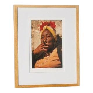 Stewart Cohen Cuban Smoking Woman For Sale