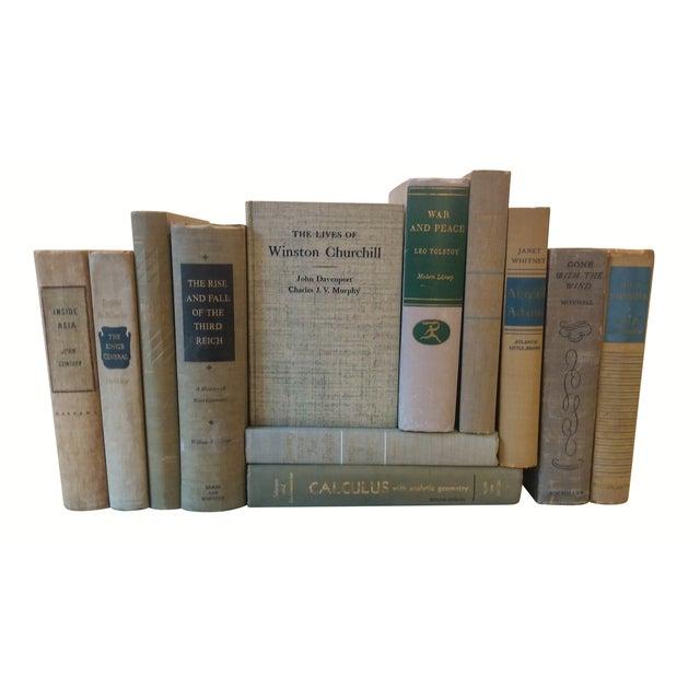 Decorative Vintage Books - Set of 12 - Image 2 of 4