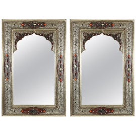 Image of Moroccan Mirrors