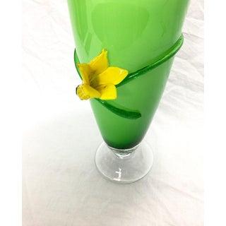 Art Glass Vase Preview