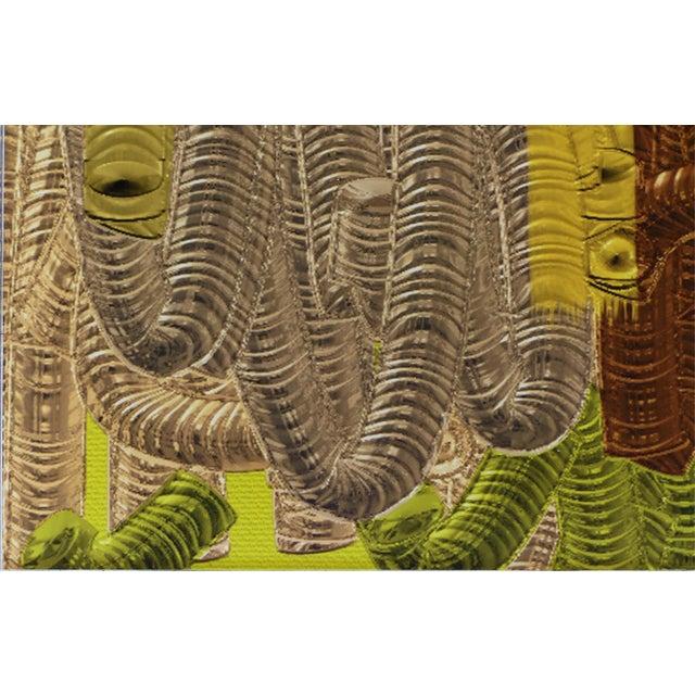 "Digital Abstract Archival Digital Fine Art Print ""Denali #786"", William P. Montgomery For Sale - Image 7 of 10"