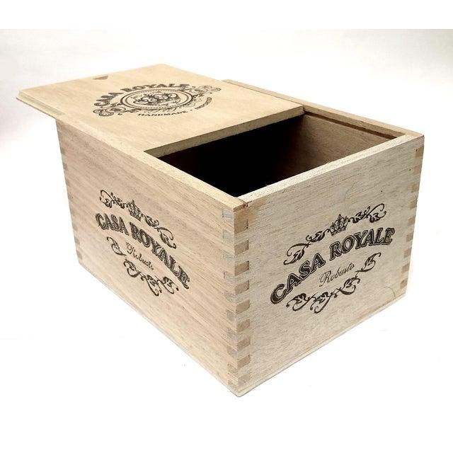 Vintage Cigar Jewelry Box - Image 3 of 10