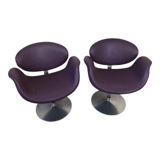 Pierre Paulin Tulip Chairs - A Pair