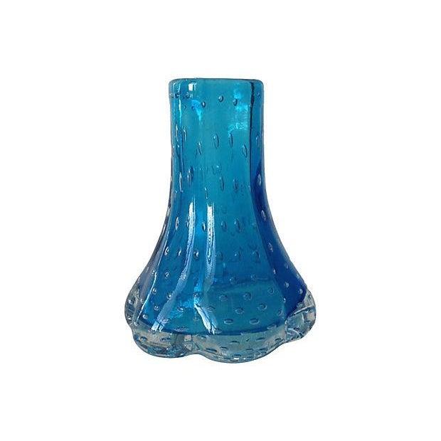 Italian Murano Thick Vase - Image 1 of 6