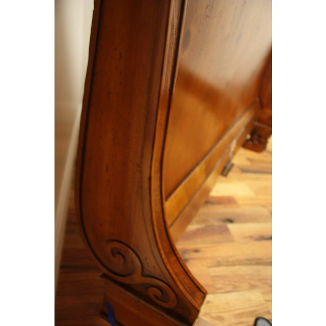 Queen Bed Frame For Sale - Image 9 of 13