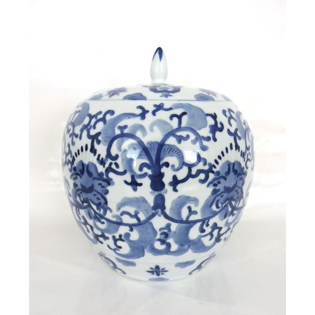 Chinese Blue & White Porcelain Ginger Jar - Image 2 of 5