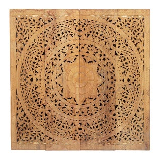 Natural Lotus Small Panel For Sale