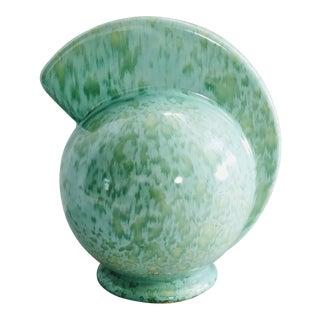 Mid Century Vase Trojan Helmet Vase For Sale