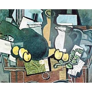 Georges Braque Abstract Lithograph Print For Sale