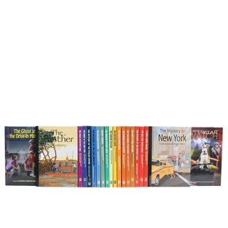 Boxcar Children Mysteries Book Set, S/20 For Sale