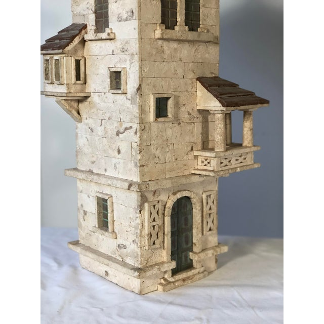 Pair of Mediterranean Villa Table Lamps For Sale - Image 9 of 10