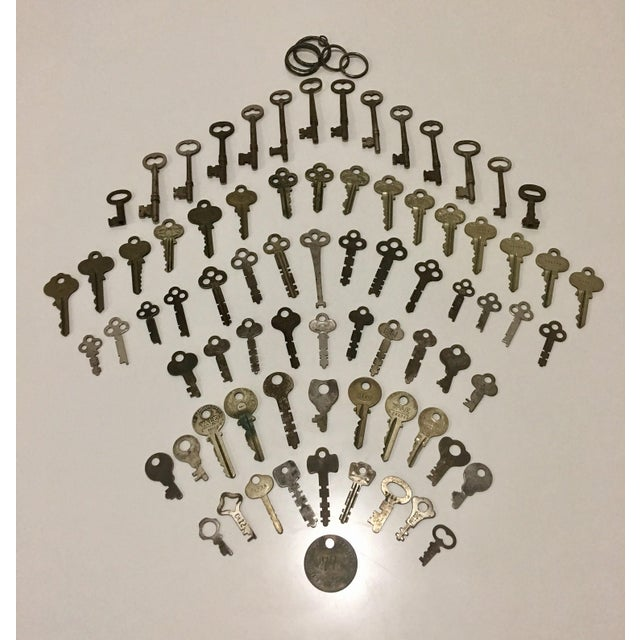 Collection of Antique Keys - Set of 75 - Image 2 of 9