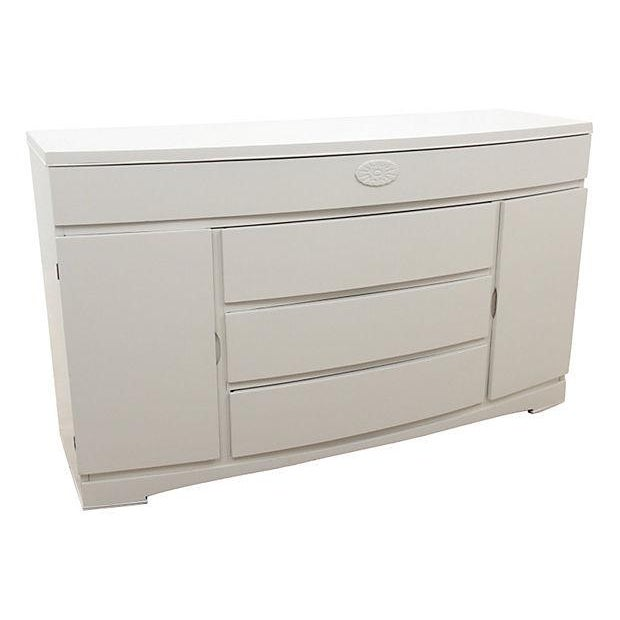 Mid Century Bow Front Sideboard - Image 2 of 7