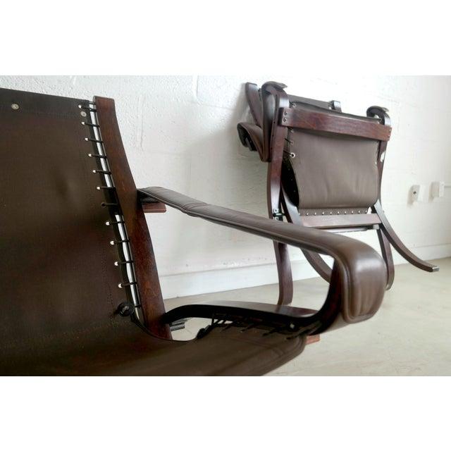 Ingmar Relling Flex Safari Chairs for Westnofa - Image 6 of 7