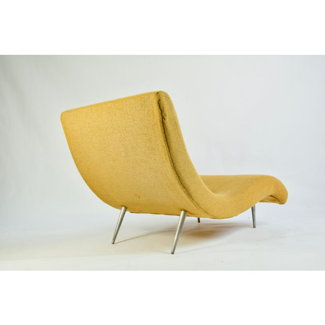 Adrian Pearsall Adrian Pearsall for Craft Associates Chaise Lounge For Sale - Image 4 of 8
