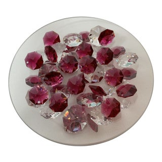 20th Century Traditional Swarovski Table Decoration For Sale