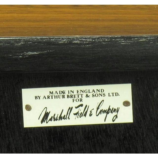 Arthur Brett & Sons Regency Style Rosewood Sideboard For Sale - Image 10 of 10