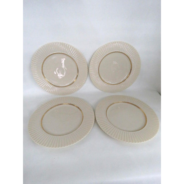 Traditional Lenox Cretan 0316 Set of Four Dinner Plates For Sale - Image 3 of 11