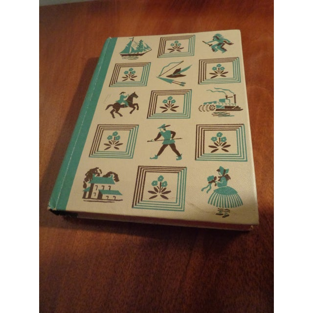 """1940's Early American """"Alice in Wonderland"""" by Lewis Carroll Book For Sale - Image 6 of 6"""