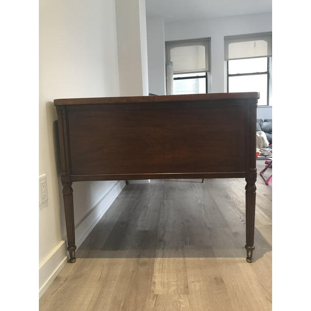 R-Way Antique Executive Desk - Image 2 of 8