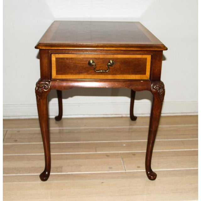 "Vintage Thomasville ""Mahogany Collection"" End Table"