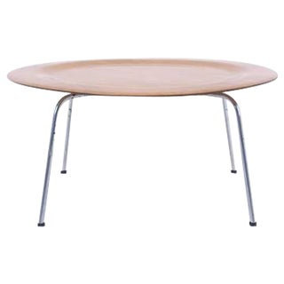 Charles and Ray Eames Coffee Table Metal