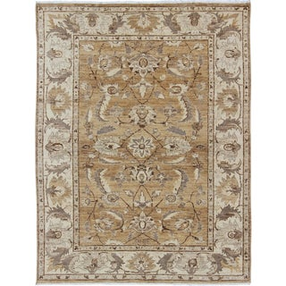 Keivan Woven Arts Dsp-Bc11322 Sultanabad Design Rug- 8′ × 10′2″ For Sale
