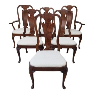 20th Century Traditional Henredon Dining Chairs - Set of 6 For Sale
