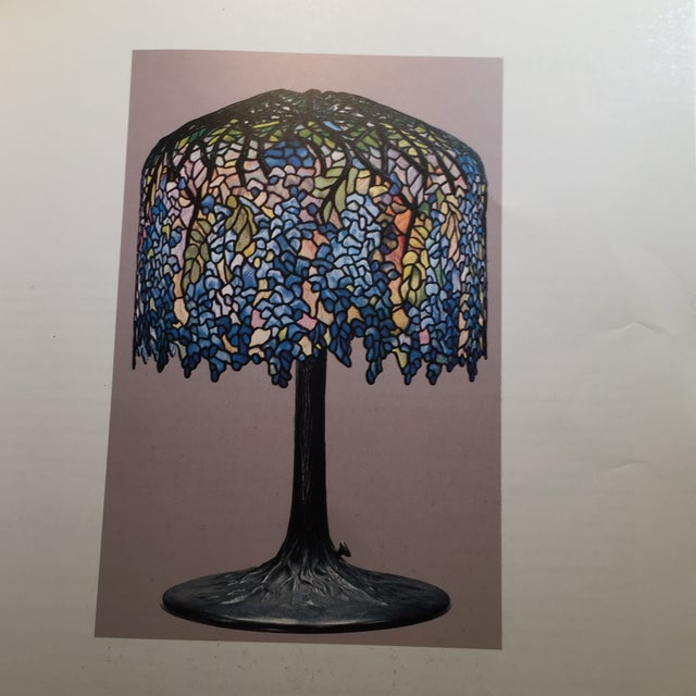1993 The Lamps of Tiffany Book For Sale - Image 9 of 11
