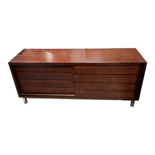 Ethan Allen Mid-Century Style Buffet For Sale