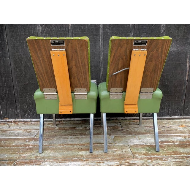 1960s Lloyd Adjusting Chairs - Set of 2 For Sale - Image 5 of 13