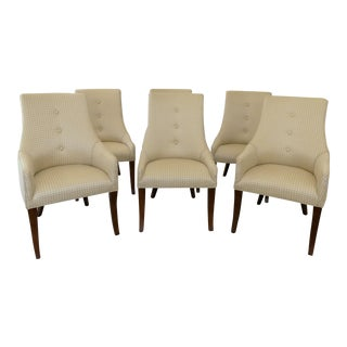 Hickory White Skyloft Dining Chairs - Set of 6 For Sale