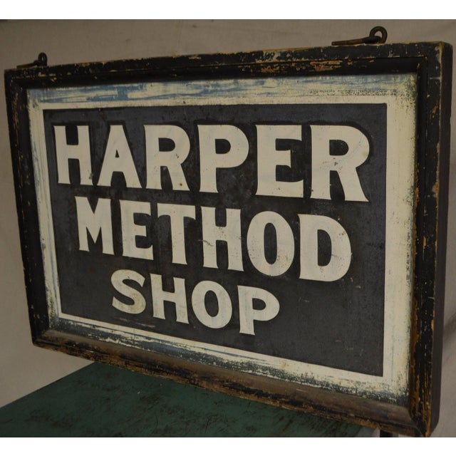 Sign for Shop Created by Martha Matilda Harper - Image 5 of 10