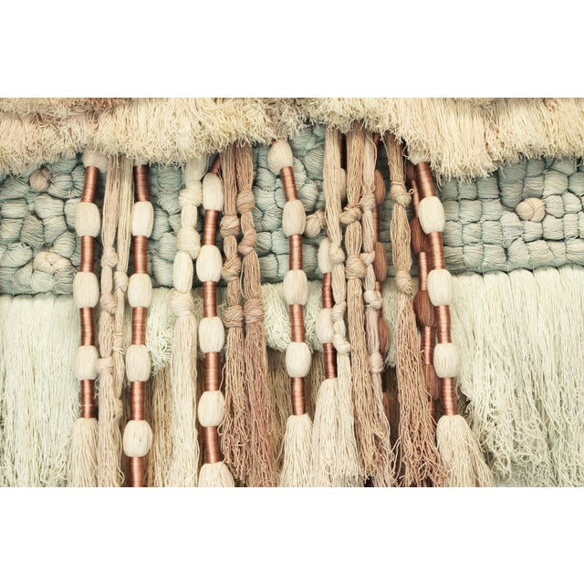 Substantial Hand-Loomed Wall Tapestry - Image 3 of 4