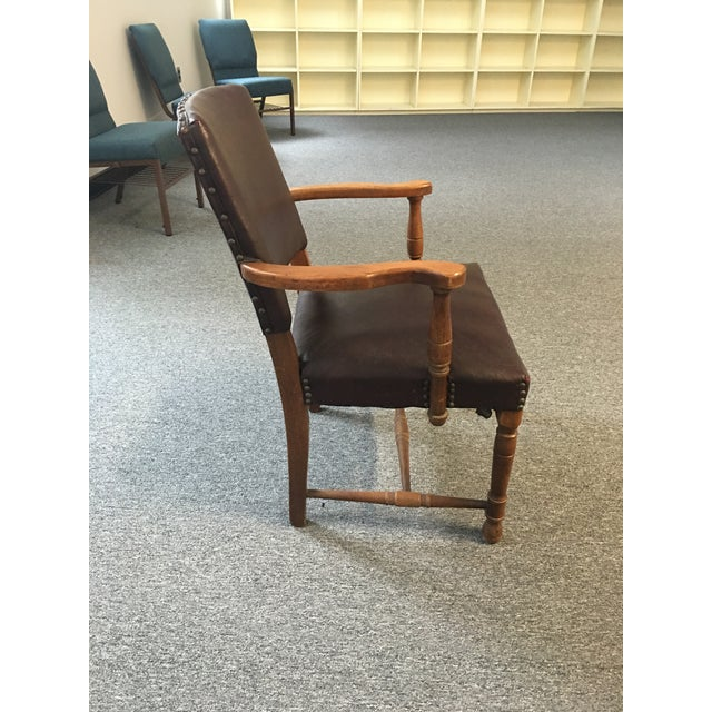 Early 20th Century Costumed Chair - Image 5 of 5