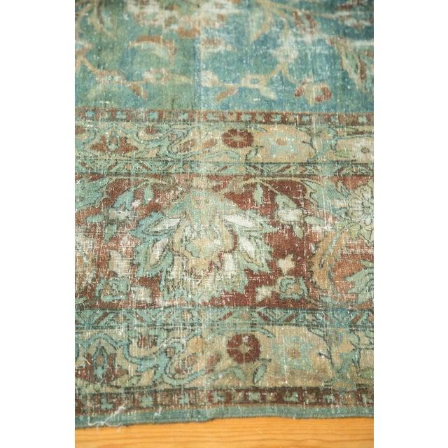 """Vintage Kerman Carpet - 9'9"""" x 13'2"""" For Sale - Image 10 of 10"""