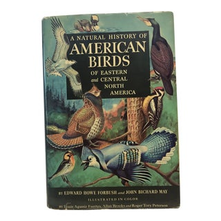 Natural History of American Birds of Eastern & Central America Book For Sale