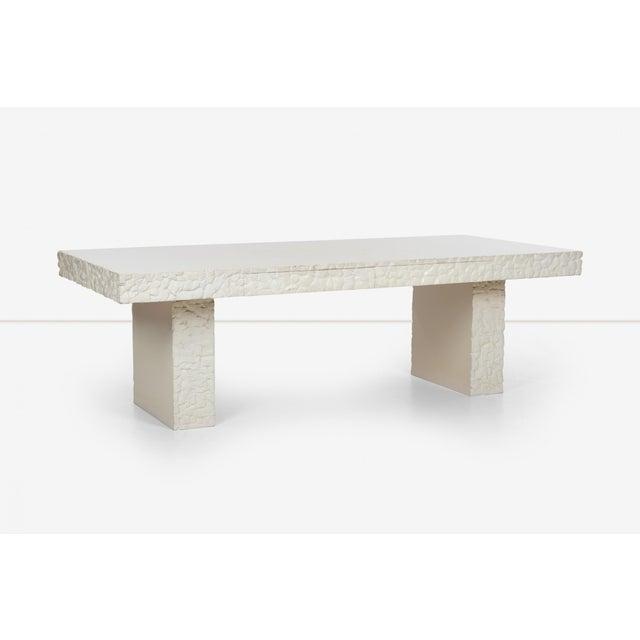 Wood John Dickinson Minimalistic Writing Desk For Sale - Image 7 of 13