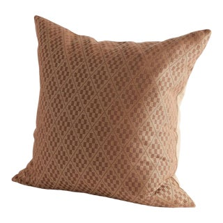 Modern Handwoven Ibadan Pillow