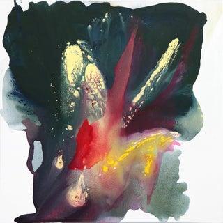 """Colorful Original Artwork """"New Beginnings"""" by Clara Berta"""