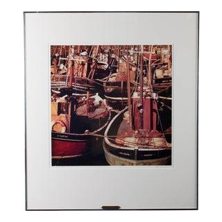 "Gary San Pietro ""Seahouses"" Photograph For Sale"
