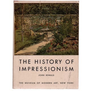 "1946 ""The History of Impressionism"" Book"