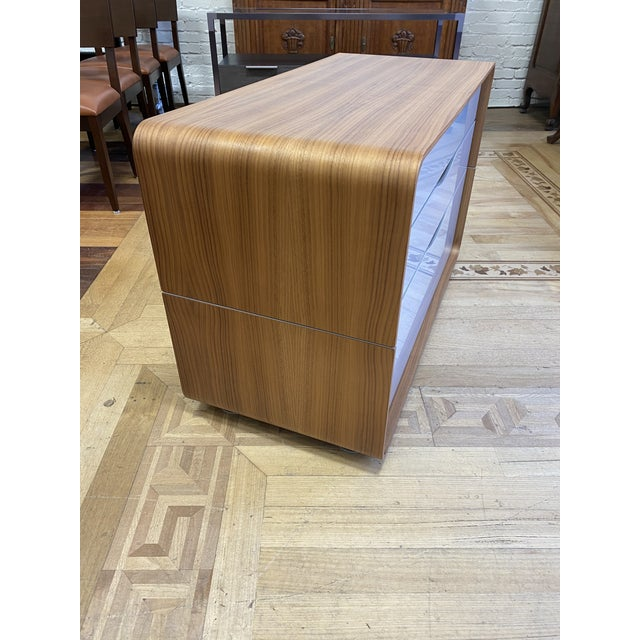 Contemporary Ligne Roset Peter Maly Cemia 3 Drawer Dresser For Sale - Image 3 of 10