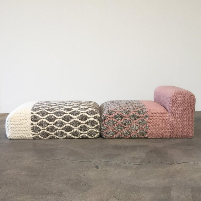 Gandia Blasco 'Gan Mangas' Chaise Lounge by Patricia Urquiola - Image 8 of 10