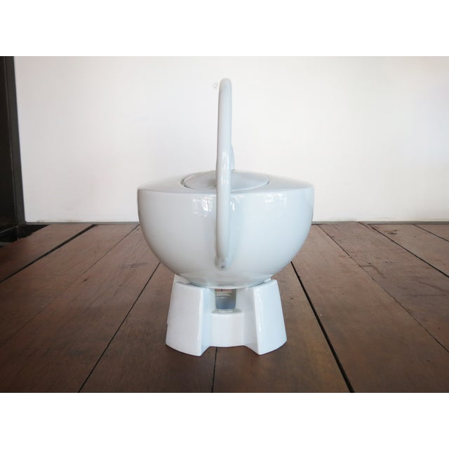Mario Bellini 'Cupola' Teapot with Stand - Image 4 of 10