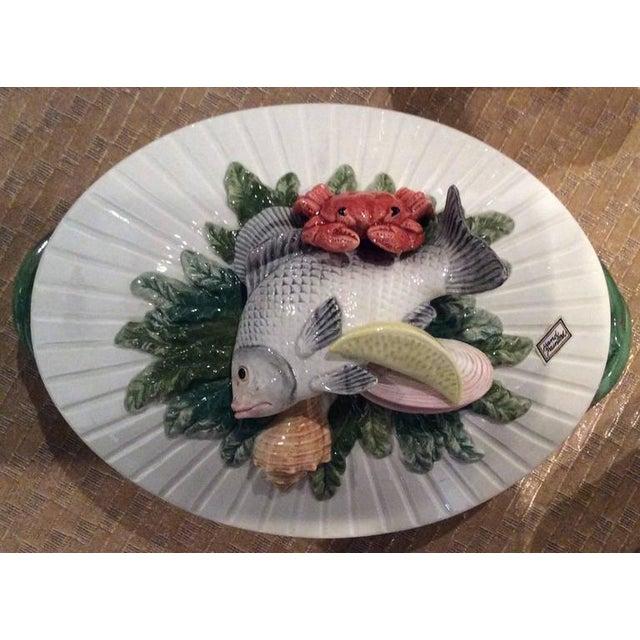Hollywood Regency Fitz & Floyd Lobster Soup Bowls- Set of 11 For Sale - Image 3 of 11