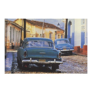 2001 Andrea Pistolesi 'Trinidad, Cuba' Photography France Offset Lithograph For Sale