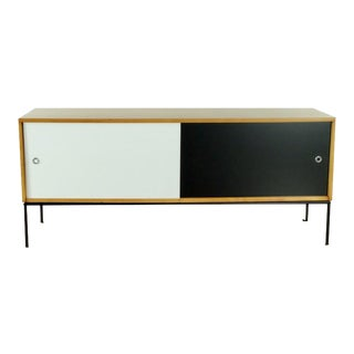 Contemporary Paul McCobb Low Credenza For Sale